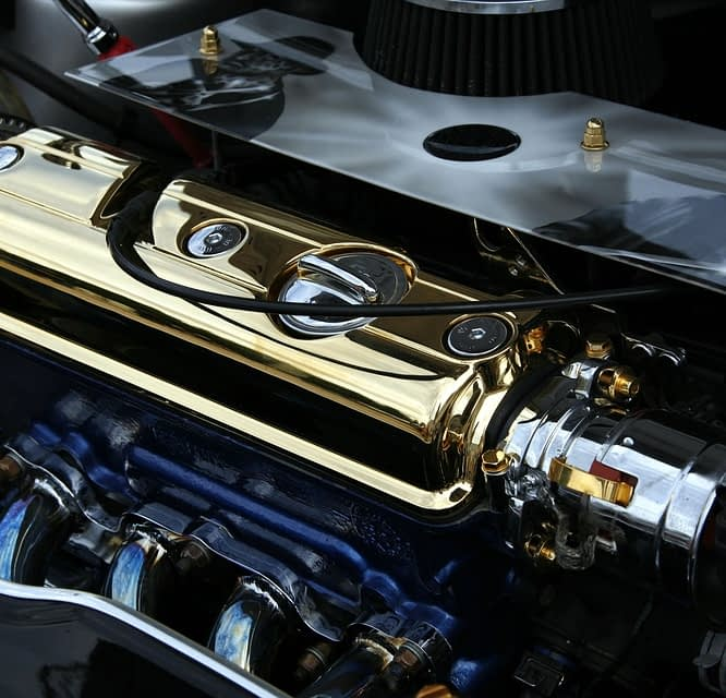 well maintained engine
